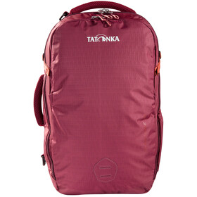 Tatonka Flightcase 25 Mochila, bordeaux red